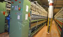 LOT 045 - 1 x Ring spinning machine Rieter G5-1DS,